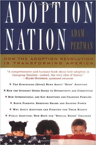Book Cover: Adoption Nation