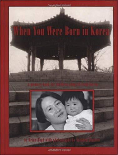 Book Cover: When You Were Born in Korea